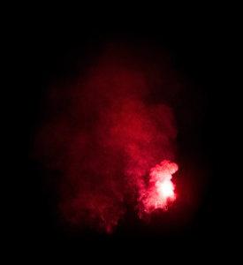 红色烟雾高清背景图片素材下载