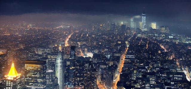 欧美城市风光摄影