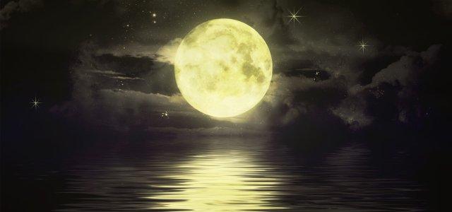 夜空高清背景图片素材下载