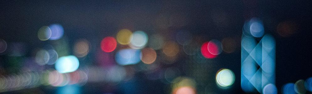 喜欢夜景摄影banner壁纸