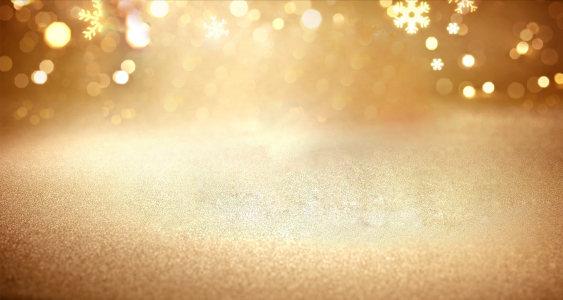 金色光斑背景高清背景图片素材下载