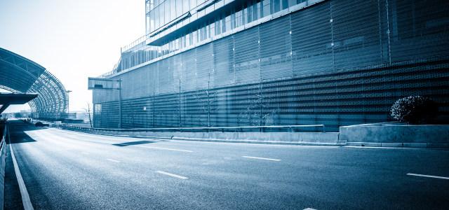 中国城市道路高清背景图片素材下载