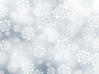 圣诞节雪花背景高清背景图片素材下载