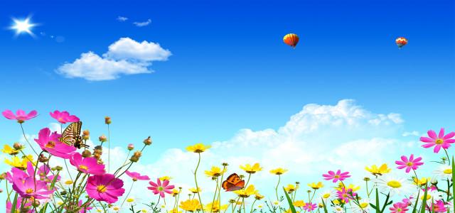 自然风景高清背景图片素材下载