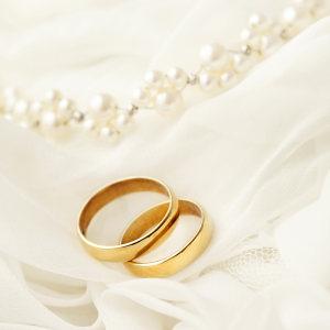 浪漫唯美的婚礼背景