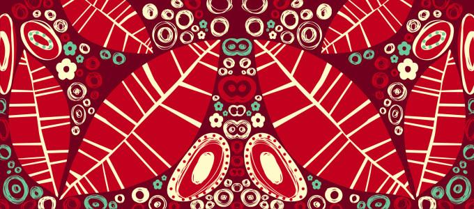 夸张红色纹理背景高清背景图片素材下载