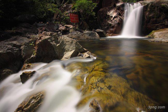 瀑布高清背景背景高清大图-高清背景自然/风光