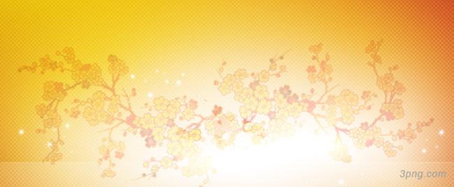 黄色背景背景高清大图-黄色背景底纹/肌理