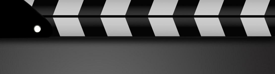纯色胶片banner创意设计
