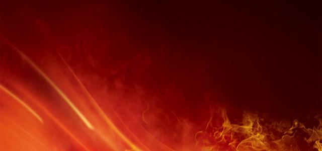 激情火焰背景