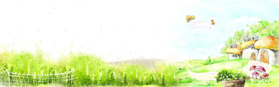 可爱卡通世界淘宝背景高清背景图片素材下载