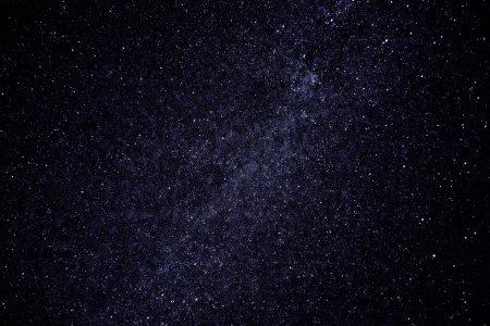 星空银河夜空背景