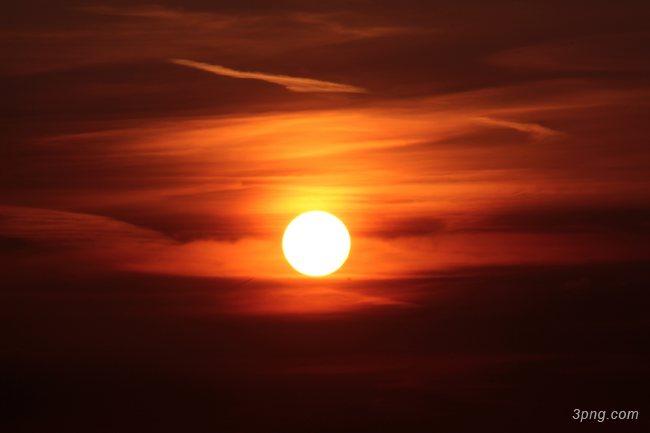 日出日落背景高清大图-日落背景自然/风光