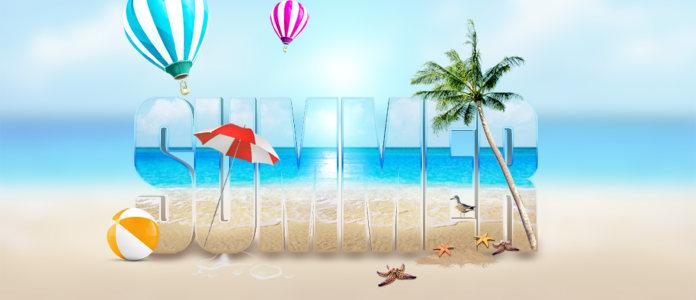 summer夏天背景图高清背景图片素材下载
