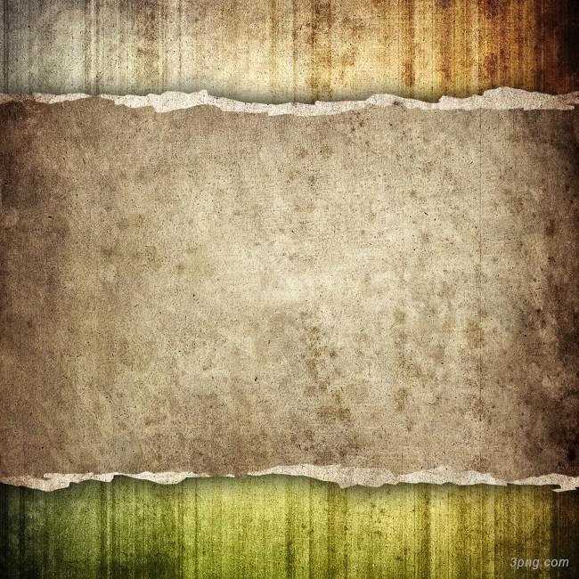 复古棕色撕纸背景背景高清大图-棕色背景木纹/纸张/复古