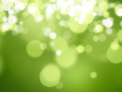 绿色光斑背景高清背景图片素材下载