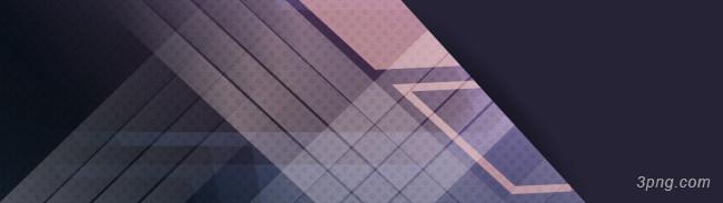 商务几何形banner背景背景高清大图-几何形背景扁平/渐变/几何
