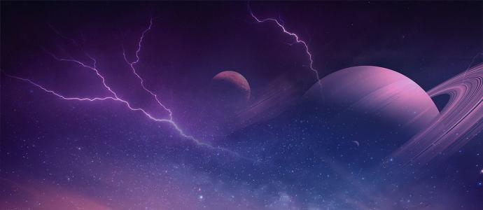 壮丽宇宙背景高清背景图片素材下载
