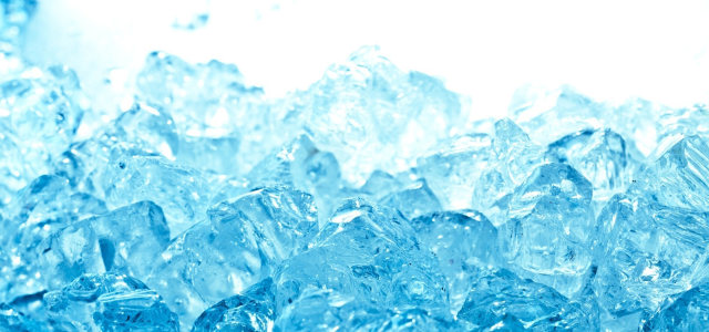 冰块摄影背景