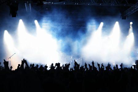 演唱会人群