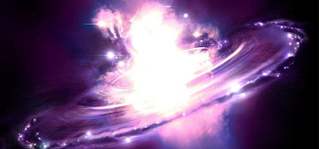 星球爆炸高清背景图片素材下载