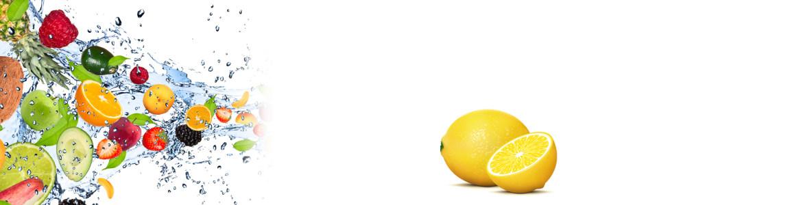 创意水果背景海报