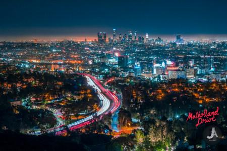 城市夜景背景高清背景图片素材下载