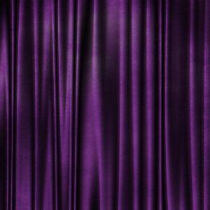 紫色窗帘高清背景图片素材下载