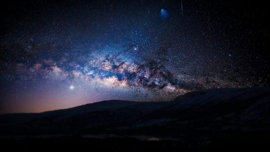 宇宙星空高清背景