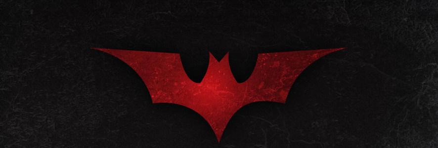 红色蝙蝠背景