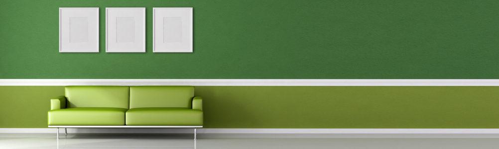 室内装修banner创意设计