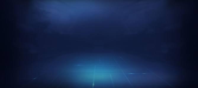 蓝色科技场景背景