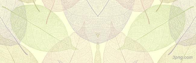 唯美树叶纹理之感海报背景背景高清大图-纹理背景底纹/肌理