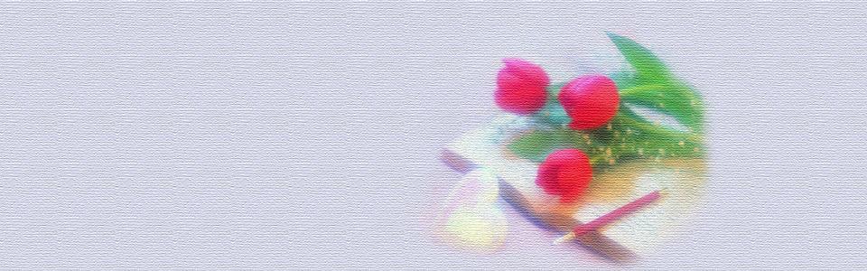 创意质感玫瑰花海报背景