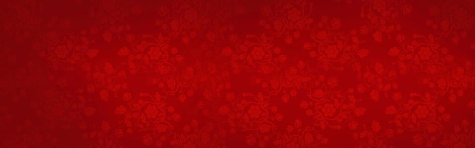 中国红大气海报背景