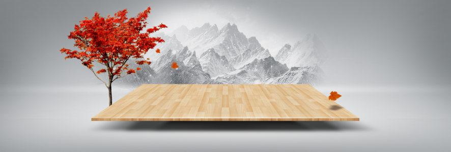 创意木板背景