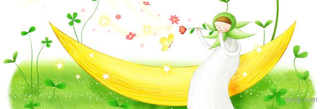 月亮背景背景高清大图-月亮背景节日/喜庆