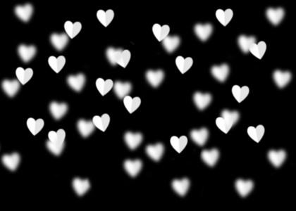 爱心溶图高光背景高清背景图片素材下载