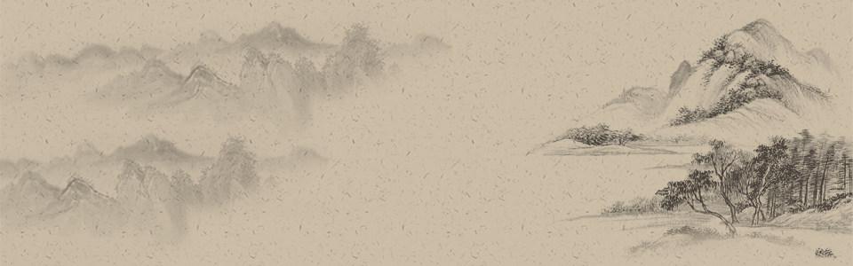 中国风山水风景淘宝背景高清背景图片素材下载