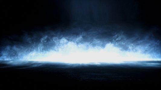 烟雾场景背景高清背景图片素材下载