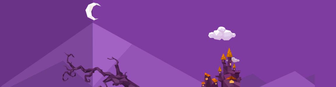 万圣节淘宝banner背景图高清背景图片素材下载