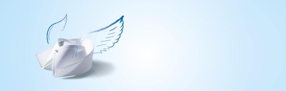 医疗白衣天使背景