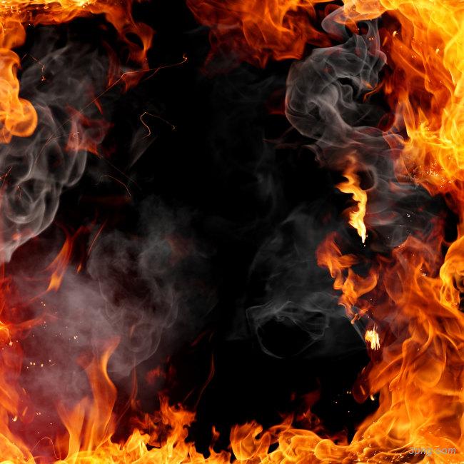 火焰背景高清大图-火焰背景特效图片