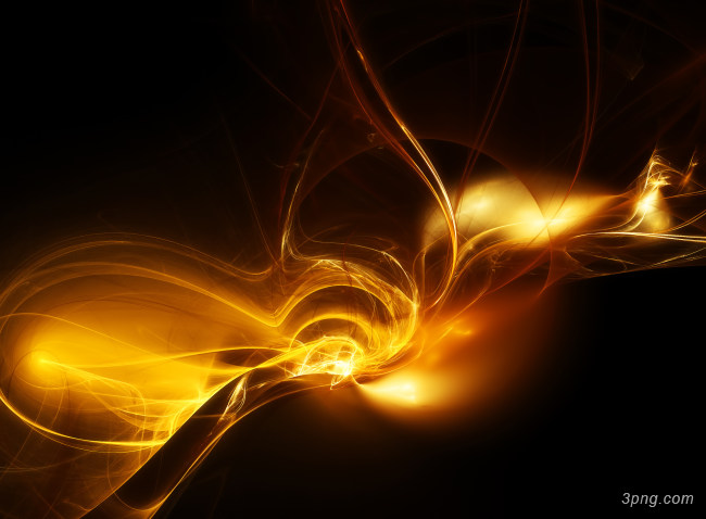 抽象火焰线条背景高清大图-抽象背景特效图片