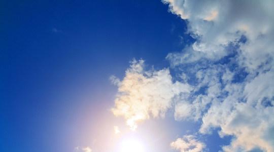 天空云彩背景