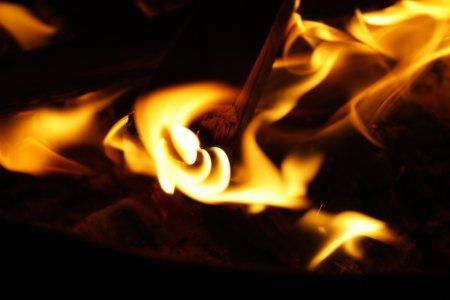 火焰高清背景