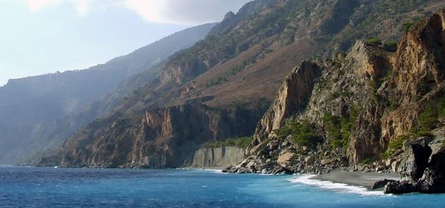 山坡河流自然风光背景