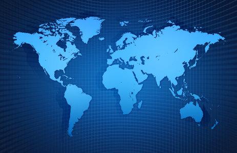 世界地图背景高清背景图片素材下载