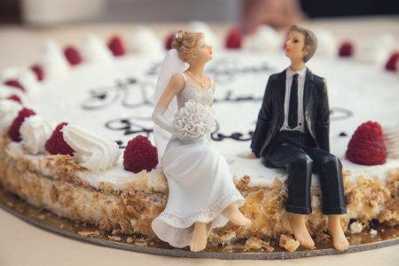 婚礼蛋糕高清背景图片素材下载