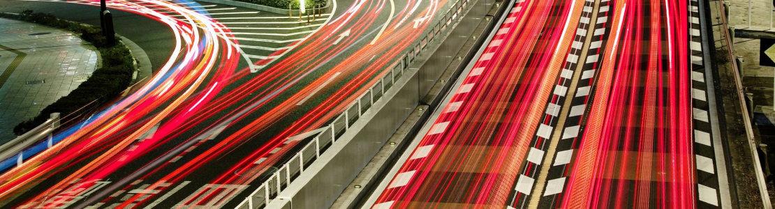 立交桥banner创意设计高清背景图片素材下载